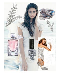 """sett"" by mirzeta-017 ❤ liked on Polyvore featuring beauty, Lancôme, Benjamin Adams and Jennifer Behr"