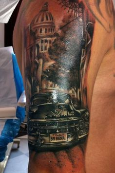 1000+ images about Caddy tatts on Pinterest | Cadillac ...
