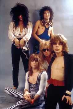 vintage everyday: 40 Classic Pictures of the New York Dolls in the 1970s
