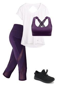 Fitness — Outfits For Life - Outfit Inspiration from OFL - Sport Cute Sporty Outfits, Cute Workout Outfits, Workout Attire, Sport Outfits, Trendy Outfits, Fitness Outfits, Fitness Fashion, Fitness Wear, Fitness Life