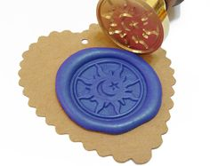 Hey, I found this really awesome Etsy listing at https://www.etsy.com/listing/212863863/sun-moon-star-wax-seal-stamp-or-wax