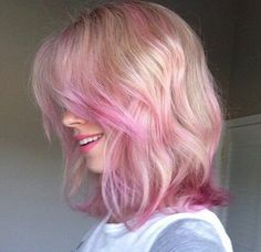 Barbie pink highlights