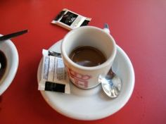 The ones in the know #inthecoffeeknow rates Vida e caffe as the place to change your life with coffee. #life&coffee