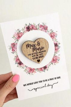 Unique Save The Date Ideas And Etiquette Tips For 2019 ★