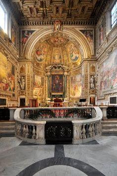 Santa Susanna Church, Rome, Italy  Where we were married