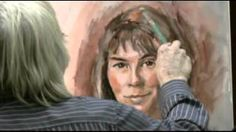 Live Portrait Demonstration by Rob Wareing at Peterborough Art Society, via YouTube.