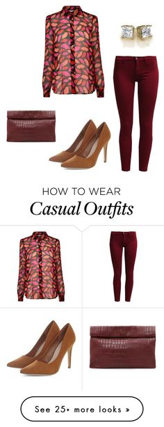 """The New Casual"" by guide2style on Polyvore featuring Diane Von Furstenberg, Sisley and Marie Turnor"