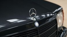 Mercedes W126, S Class