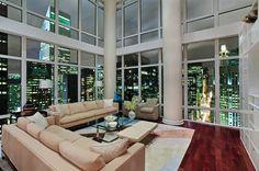207 East 57th Street - Apt: 34B, Midtown East, Manhattan spaces-living-rooms