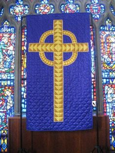 1000 Images About Quilted Church Banners On Pinterest