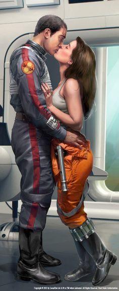 Star wars fan fiction erotica
