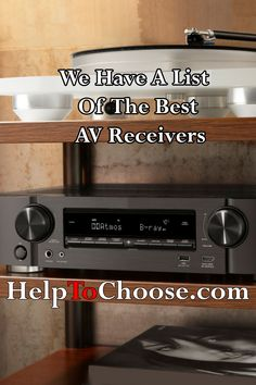 We Have A List Of The Best AV Receivers #hometheater #audio #sound #avreceiver #avreceivers #receiver #receivers #qualitysound #powerofsound #music #helptochoose