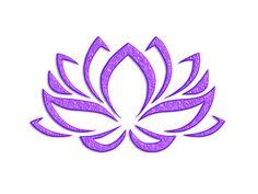 Graphic Art Lotus clip art by OrlikArt on Etsy