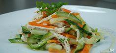 Pollo in insalata - CucinacoNoi - Enogastronomia e Stile