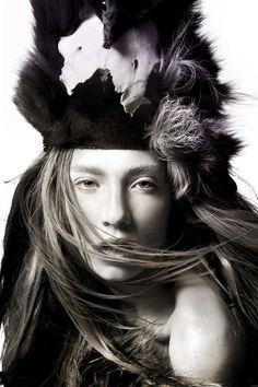 Viking Vixen Photography : viking style - warrior