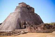 Uxmal, Quintana Roo ❧