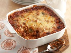 Well done, we say. Layering the ingredients in a casserole saves time and delivers big flavor in this cheesy Undone Stuffed Pepper Casserole.