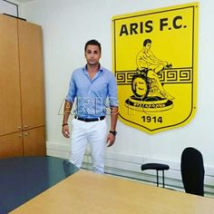 One more new player is Giorgos Delizisis