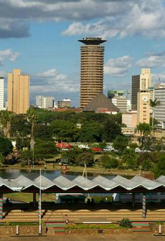 Nairobi, Kenya: Nairobi is popularly known as the 'Green City in the Sun', derived from the city's foliage and warm climate.