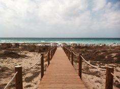So excited to go here next month! Son Bou Menorca