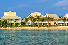 Old Bahama Bay Resort & Yacht Harbour in The Bahamas in Grand Bahama Island Bahamas Hotels, Bahamas Vacation, Luxury Beach Resorts, Luxury Hotels, Caribbean Vacations, Most Beautiful Beaches, Beautiful Places, Island Beach, Bahamas Island
