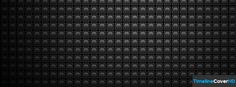 Black Squares Facebook Cover Timeline Banner For Fb40 Facebook Cover