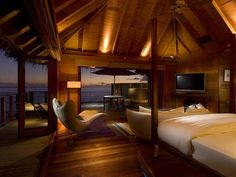 another from Conrad Maldives Rangali Island resort