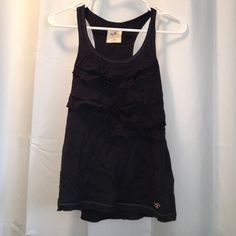 Hollister tank top Great condition, just very wrinkled. Xs. Hollister. Hollister Tops Tank Tops