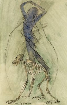 Francis Picabia. Transparence, 1930