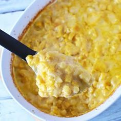 Easy Sweet Potato Casserole with Marshmallows Recipe - BubbaPie Sweet Potato Casserole Recipe With Marshmallows, Candied Yams With Marshmallows, Recipes With Marshmallows, What Is A Scone, Easy Casserole Dishes, Corn Casserole, Pineapple Pretzel Salad, Easy Corn Pudding, Blueberry Scones Recipe