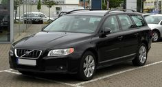 Volvo V70 D5 (III) – Frontansicht, 28. Mai 2011, Hilden - Volvo V70 - Wikipedia, the free encyclopedia
