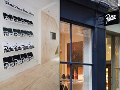 Patta store by Lili de Goede, London – UK » Retail Design Blog