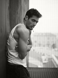 David Gandy by Mariano Vivanco, The Dolce Book   Homotography