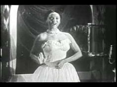 Jerry Lewis introduces Dorothy Dandridge on her first appearance on The Colgate Comedy Hour