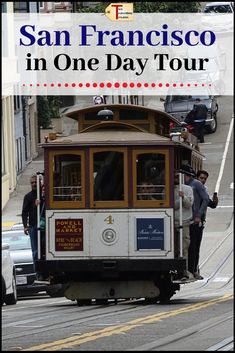 San Francisco in a Day: Golden Gate Bridge, Chinatown, Fisherman's Wharf & Scenic Bay Cruise , San Francisco Tours, San Francisco Travel, Solo Travel, Travel Usa, One Day Tour, Tour Around The World, Lombard Street, North Beach, Travel Ideas