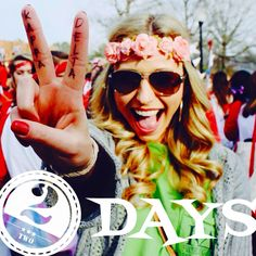 Cute way to count down to Bid Day on social media