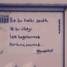 #ahmedarif88yaşında