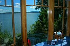 Sunporch Banach Seaside Cottage  Trenton Maine