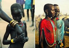 Extraordinary Photos: The Essence Of The Dinka Tribe In Sudan