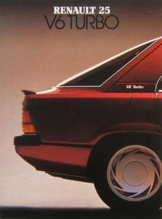 Renault 25 Baccara ! a must