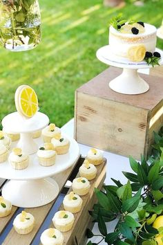 Take a look at this beautiful Summer lemon-themed baby shower! The cookies are so pretty! See more parties ideas and share yours at CatchMyParty.com #catchmyparty #partyideas #lemon #lemonparty #girlbabyshower #rusticparty Baby Shower Photos, Baby Shower Cakes, Baby Shower Parties, Baby Shower Themes, Shower Party, Shower Ideas, Lemon Party, Themed Cakes, Event Decor