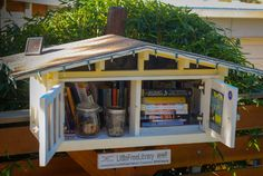 Little Free Library movement takes off in Australia - Lonely ...