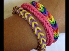 Tuto bracelet élastique