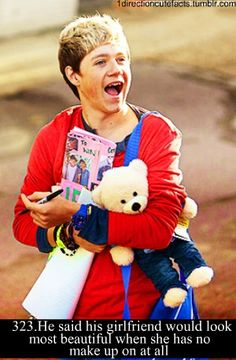 Find images and videos about one direction and niall horan on We Heart It - the app to get lost in what you love. One Direction Facts, I Love One Direction, Niall Horan Facts, 1d Quotes, James Horan, I Love Him, Future Husband, Boy Bands, First Love