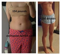 oxfitspoxo  I love making myself before & after photos now,… | Your Weight Loss Methods