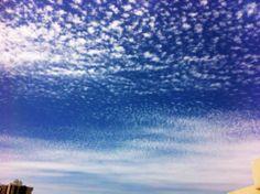 El cielo en Ponce, Puerto Rico.