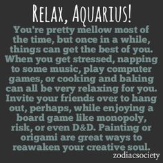 Hmmm, don't cook or bake, don't play video games, board games, or D Can't paint or do origami. Guess I have to take that nap. *g*