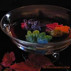 Fall cluster leaf floating candle is and burns 7 hours. Beautiful fall color candles will enhance your decor. Floating Candles Wedding, Floating Candle Centerpieces, Unity Candle, Blue Candles, Fall Candles, Pumpkin Leaves, Maple Leaves, Pumpkins, Focal Points