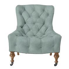 serenaandlily.com chair in mist linen  loving KC's pick