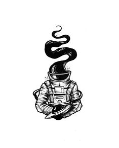 My small spaceman collection, let me know your favorite 💫 ⠀ ✧ don't copy or use without permission Copyright © Alexandra Yarushyna Astronaut Drawing, Astronaut Illustration, Astronaut Tattoo, Space Drawings, Dark Art Drawings, Pencil Art Drawings, Tattoo Sketches, Tattoo Drawings, Art Sketches